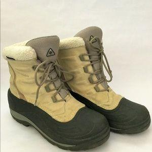 Columbia Cascadian Summette Women's Sz 10 Boots